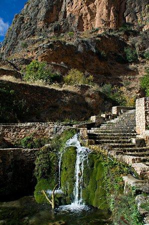 Ayna, Spain: Agua en el Rincón de la toba