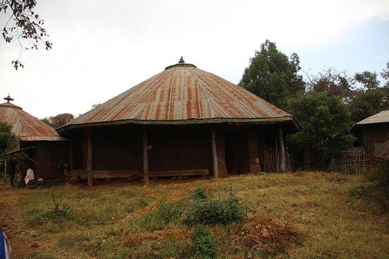 Amhara Region, Etiopia: Kirche