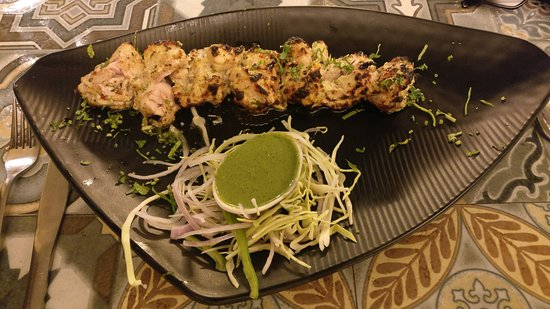Cafe Royal: Kalimiri Tikka
