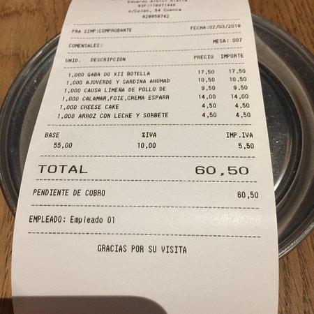 Olea comedor cuenca restaurant reviews phone number for Olea comedor cuenca