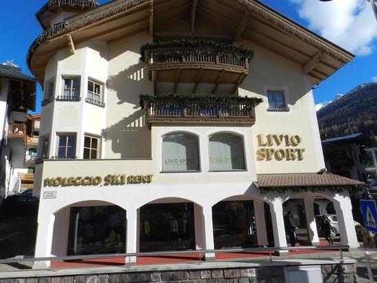Livio Sport: Il negozio