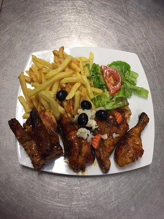 Restaurant Alex Churrasco: grillades
