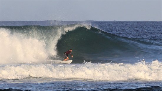 Surf 787: Marias Beach...for beginners many other options were available this day