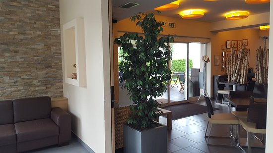 Ahotel Hotel Ljubljana-bild