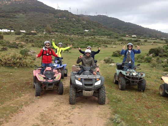 Quads Aventura Tarifa