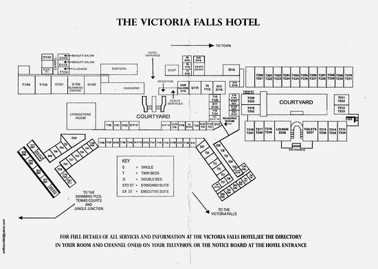 Foto de The Victoria Falls Hotel
