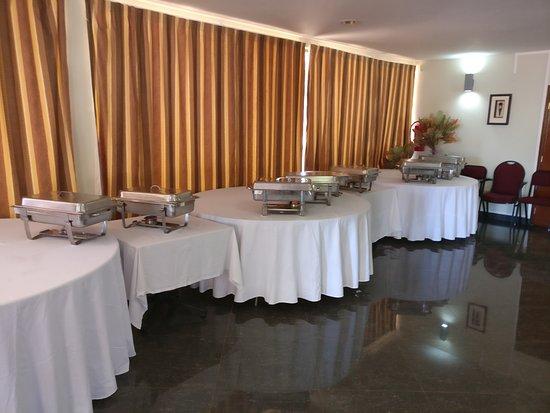 Lichinga, Mozambique: Sala de Conferencias