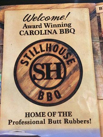 Stillhouse Bbq North Myrtle Beach Sc