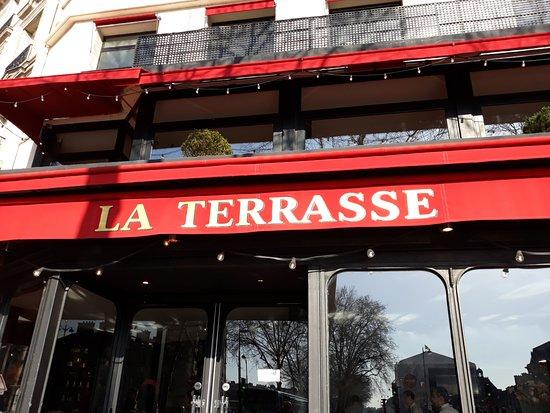 La terrasse paris op ra bourse restaurant reviews phone number photos tripadvisor - Restaurant en terrasse paris ...