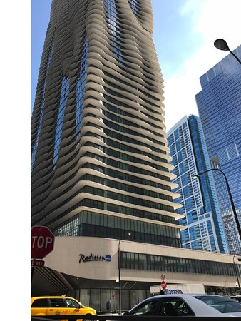 Radisson Blu Aqua Hotel Updated 2018 Prices Reviews Chicago Il Tripadvisor