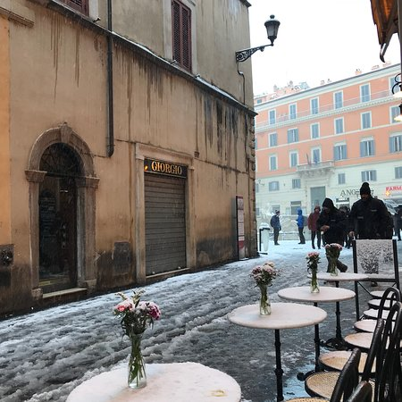 Bilde fra L'Antico Forno di Fontana Trevi