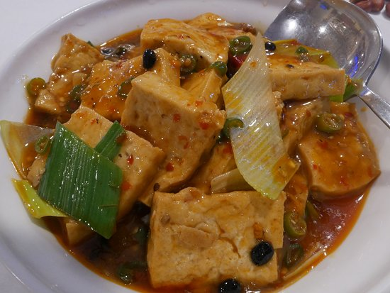 Green Brook, نيو جيرسي: Extra Spicy Tofu