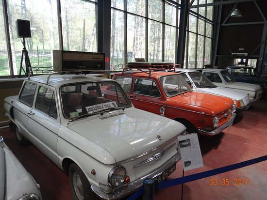 Zelenogorsk Museum of Retro Cars