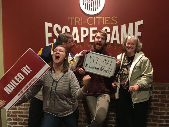 Escape Room Bristol Tennessee