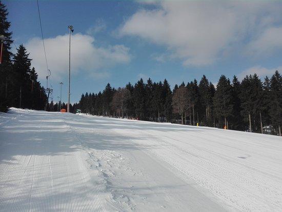 Steinach Silbersattel Bergstation auf 840 Mete