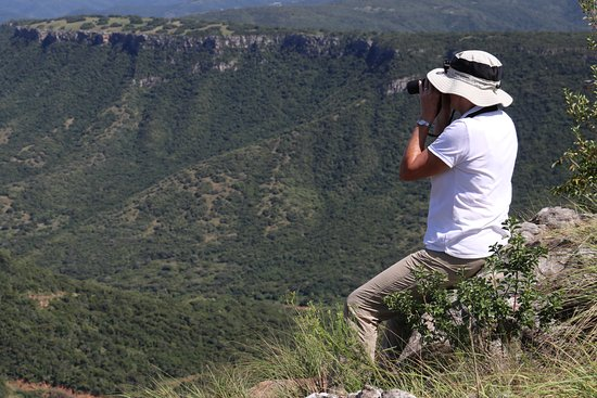 Port Shepstone, Sudáfrica: Take good binoculars