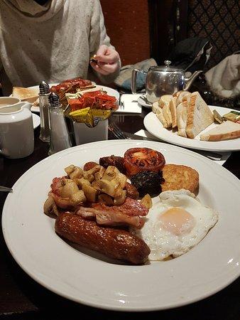 Blessington, Irland: Full Irish Breakfast