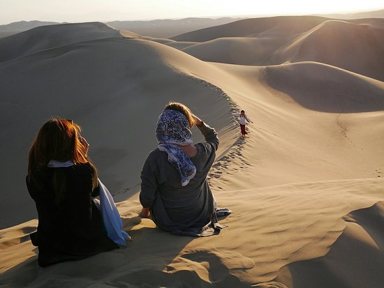 Great place for daytrips to the desert