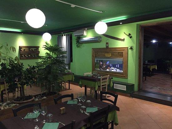 Castiglione in Teverina, Italien: Trattoria Pizzeria Due Di Picche