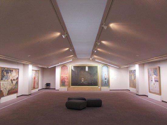 Gotsu, Japón: 二階展示風景