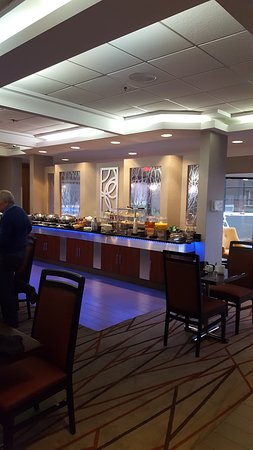 Copley, OH: Bar area