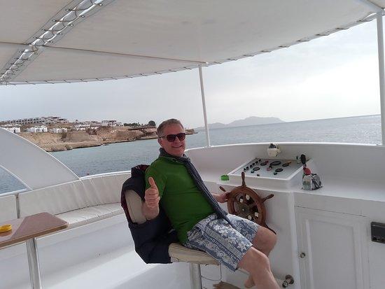 Domina Coral Bay Prestige Hotel: Colazione in barca