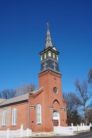 Florissant, MO: Old St Ferdinand Church/Shrine