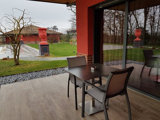20180303 092004 picture of hotel du bois blanc vonnas tripadvisor. Black Bedroom Furniture Sets. Home Design Ideas