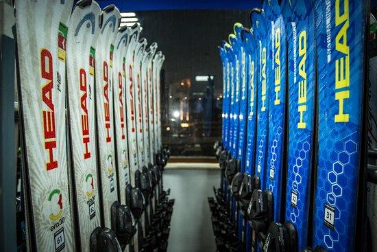 TOTEM Ski Center