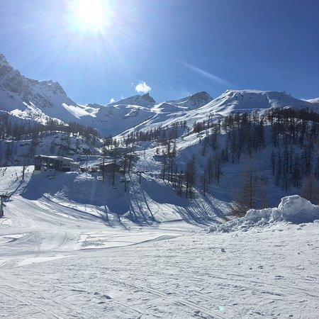 Champorcher Ski Station: Nel comprensorio