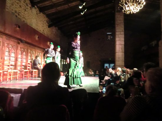 Буньола, Испания: spettacolo