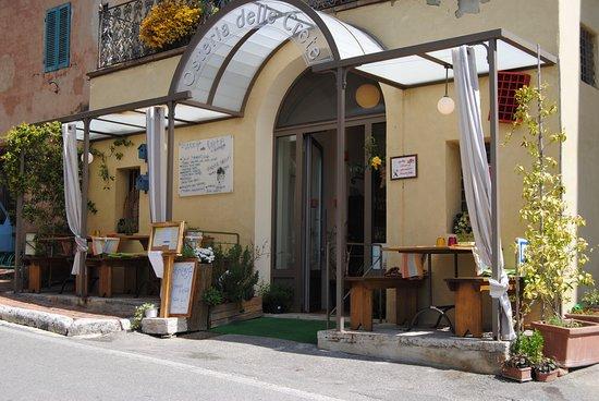 San Giovanni d'Asso, Italy: Osteria
