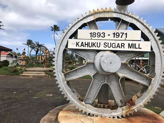 Kahuku Grill: Seven Brothers at the Mill