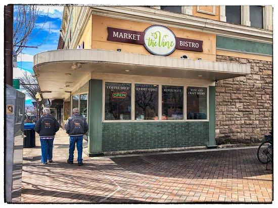 Restaurant Main Street Montrose Colorado