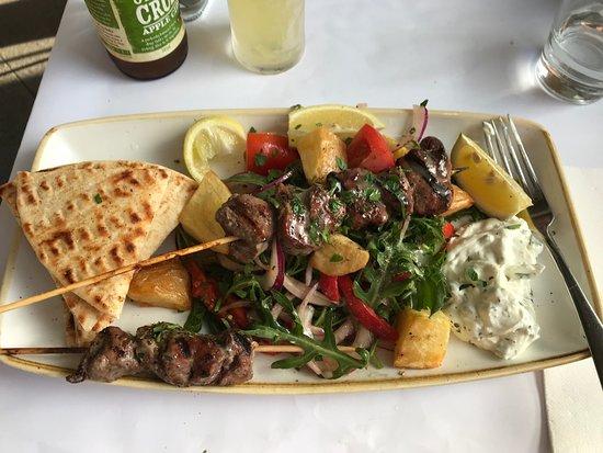 Ena Greek Street Food Southgate