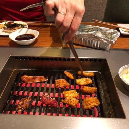 Kintan Japanese Bbq Restaurant