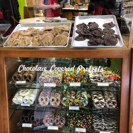 River Street Sweets Myrtle Beach South Carolina