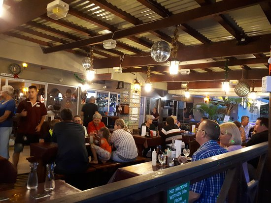 Port Shepstone, South Africa: Schooners Galley Seafood Restaurant