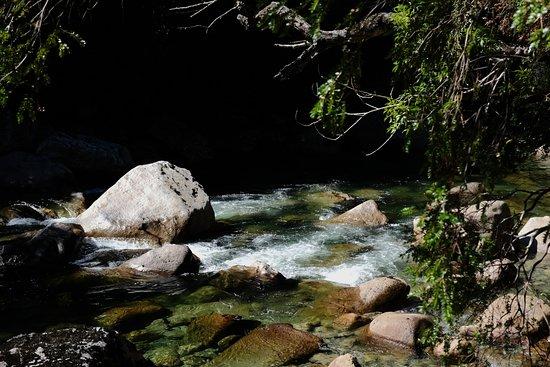 Patagonia Trails: Cochamó river