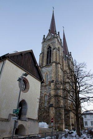 St Johann im Pongau, ออสเตรีย: Annakapelle i Pongauer Dom