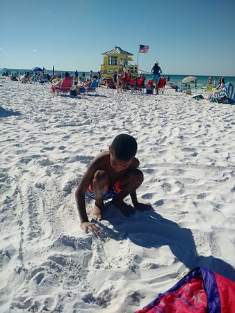 Siesta Beach Photo