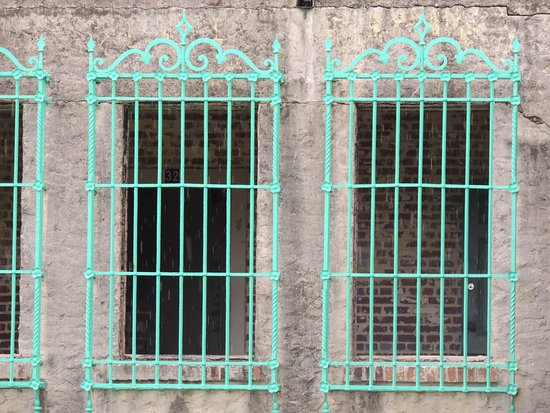 Atalaya Castle Wrought Iron Window Covers