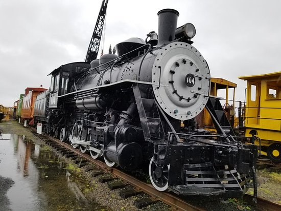 ‪Oregon Coast Historical Railway‬