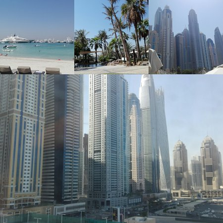 Le Meridien Mina Seyahi Beach Resort and Marina: Dubai Styles