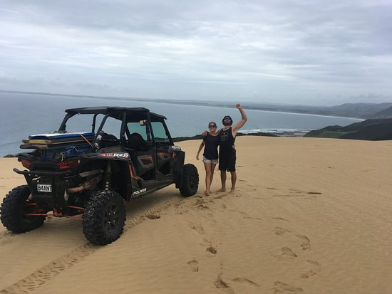Timeout Tours Ltd: Time out Tours Ahipara