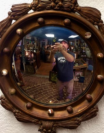 Three Rivers, CA: John McWilliams - Owner and Antiques Enthusiast