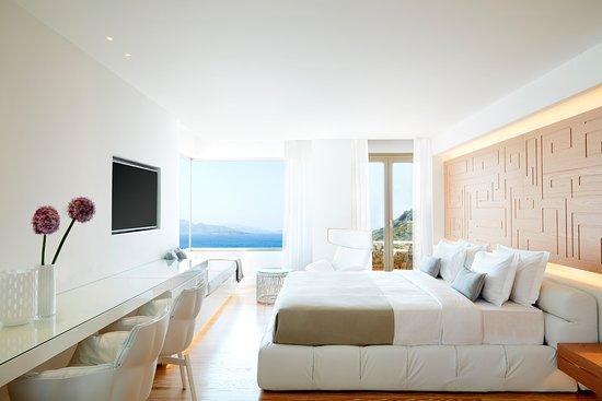 Daios Cove Luxury Resort & Villas: Striking interiors