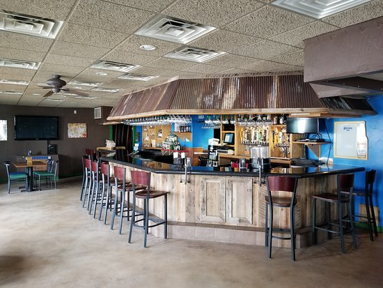 The Bar Picture Of Pablo S Mexican Restaurant Shako Tripadvisor
