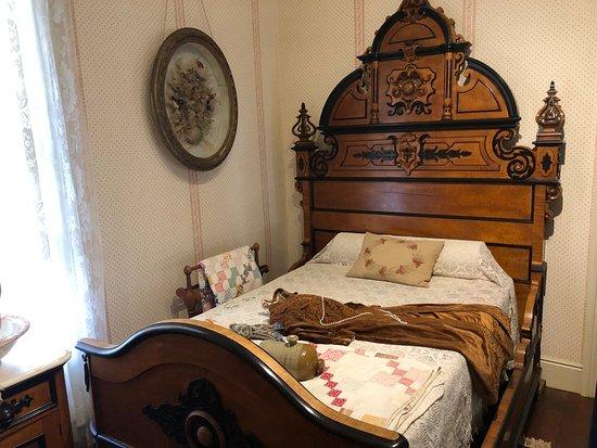 Sharpsteen Museum : Cottage Bedroom