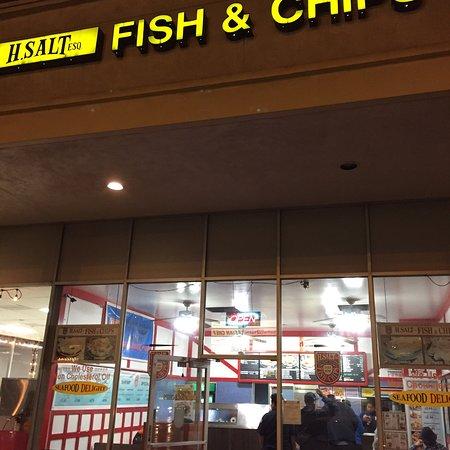 H Salt Fish Chips Long Beach Ca